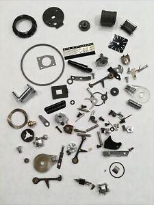 NOS Paillard Bolex 16mm & 8mm Movie Camera Miscellaneous Parts & Screws