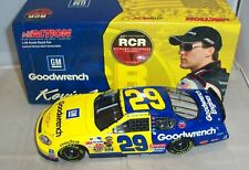 1:24 ACTION 2004 #29 GOODWRENCH RCR 35TH ANNIVERSARY WRANGLER KEVIN HARVICK MIB