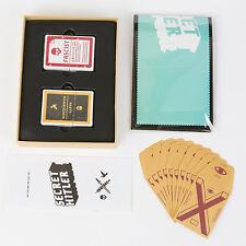 Secret Hitlers/Hitler Board Card Porker Cards Interesting Game For Party