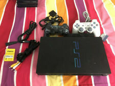Sony PlayStation 2 PS2 Fat Console 32mb with 10 Games PS1 & PS2