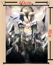 Anime Overlord Albedo Sexy Home Decor Poster Wall Scroll Mural 60*90cm