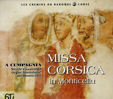 MISSA CORSICA IN MONTICELLU - A CUMPAGNIA
