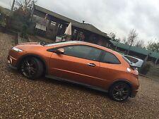 Honda Civic Mugen FN,FN2,FK Rear Boot Tailgate Spoiler/Trunk Wing 2006-11 - New!