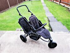 Hauck Freerider Single or Double Pushchair - Black