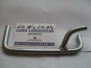 Lambretta engine/wheel stand/jack.