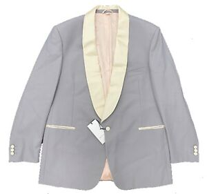 $2,500 Gucci Japanese Military Twill Blazer Size US 44, EU 54, Made in Italy