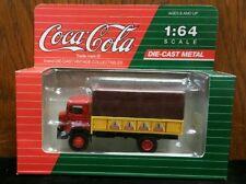 AHL American Highway Legends Coca Cola  1/64 Die Cast GM T-70 Truck NIB