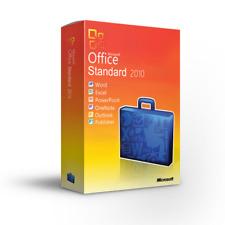 Microsoft Office 2010 Standard (Wie Office 2010 Home&Business)
