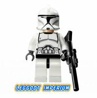 LEGO Clone Trooper Episode 2 - Star Wars Minifigure - sw442 FREE POST