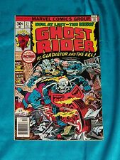 GHOST RIDER # 21, Dec. 1976, GIL KANE Art, JACK KIRBY Cover, VERY FINE MINUS