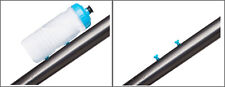 Fabric waterbottle Superlight cageless botella volumen 600ml transparente