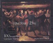 Briefmarken aus Europa mit Kunst-Motiv als Einzelmarke