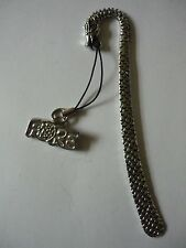 Fore TG7 Golfing Fine English Pewter On A DRAGON Bookmark