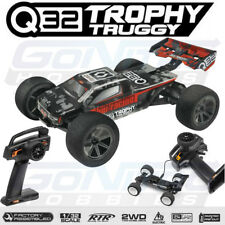 HPI Racing 120000 1/32 Q32 Trophy Truggy 2WD RTR w/ Radio