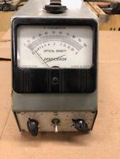 Welsh Densichron Magnephot Optical Density Instruments