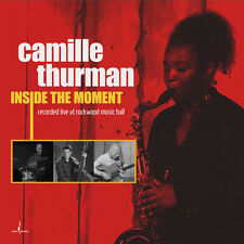 Camille Thurman - Inside The Moment [New CD] Digipack Packaging