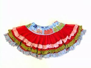 MATILDA JANE Sugarland Lollipop Tutu Skirt Size 2
