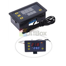 W3230 LCD Digital Thermostat Temperature Controller Meter Regulator 20A