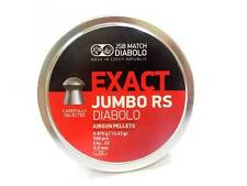 JSB Match Diabolo Exact Jumbo RS Pellets  | .22 cal, 13.43 gr, 500 ct.