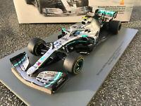 1/18 Mercedes-AMG W10 #77 Valtteri Bottas Sieger GP Australien'19 SPARK 18S451