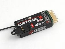 Hitec Optima 6 CH Lite AEREI 2.4 GHz AFHSS Full Range con telemetria integrato