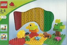 LEGO DUPLO BASI COLORATE 3 COLORI   2 -5 ANNI FUORI CATALOGO ART 2198