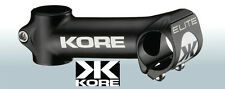 "KORE Elite Stem 4 degree 130mm – 1 1/8"" road bike LIGHT"