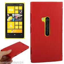 Custodia Portafoglio Rosso Ferrari per Nokia Lumia 920 - Cover Flip