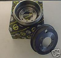 PEUGEOT 405 406 REAR BRAKE DRUMS X 2 NEW IN BOX
