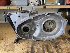 UNSTAMPED TRIUMPH T140 750 ENGINE CASES FACTORY E4533 71-1081