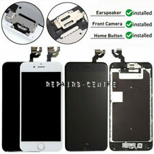 For iPhone 6S 6 Plus LCD Screen Touch Display Digitizer Replacement +Home Button