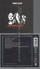 CD--THIN LIZZY--BAD REPUTATION | ORIGINAL RECORDING REMASTERED