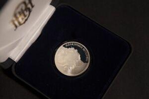 MOLDOVA 1 Oz Silver 0.999 50 Lei Monastery of Butuceni 2012 coin PROOF RARE
