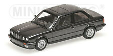 431024002	BMW 3-SERIES (E30) - 1989 - BLACK METALLIC,  1:43 Minichamps