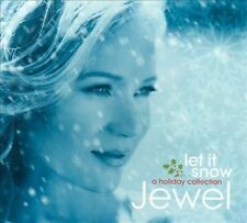 Jewel Christmas CD Holiday LET IT SNOW *BRAND NEW!*