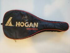 Vintage Pro-Kennex Marty Hogan Graphite Racquetball Racket 3 5/8 Sl w/Cover