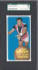 1970 Topps basketball card #60 Chet Walker, Chicago Bulls graded SGC 86 7.5 NM+