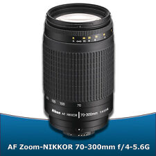 Nikon AF Zoom Nikkor 70-300mm f/4-5.6 G Lens for Nikon D3300 D3200 D5300 D5200