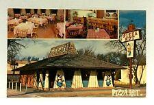 Wichita Kansas Pizza Hut Multiview Postcard