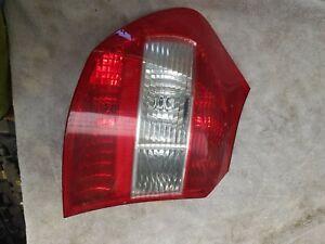 2008 BMW 1 SERIES E87 LCI NSR PASSENGER SIDE REAR LIGHT
