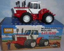 1/64 Minneapolis Moline A4T-1600 4wd Tractor With Duals, 2019 NFTS