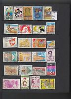 STAMPS  LOT TUNISIA USED  (L30611)