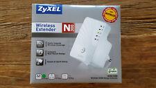 ZyXEL WRE2205 WIRELESS N300 Range Extender (300Mbps)