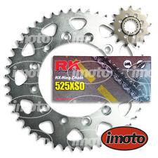 HONDA CBR400RR CBR400 NC23 RK X-RING CHAIN SPROCKET KIT 15/40