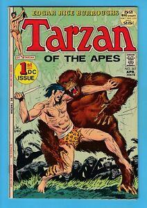 TARZAN # 207 VFNM (9.0) 1st DC ISSUE- ORIGIN- HIGH GRADE CENTS COPY- 52 PGS_1972