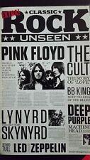 Classic Rock Unseen Book