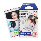 Fujifilm Instax Mini Film Airmail 10 Photos For Fuji Instant 8 9 70 90 SP-2 SP-1