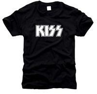 KISS Glamour Rock - KULT -  T-Shirt, Gr. S bis XXXXL