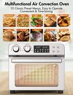 Ultra Large Air Fryer Convection Toaster Oven 24 Quart/6 Slices 1700W 150℉-450℉  photo