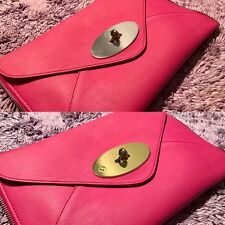 Silver & Gold Effect Front Protector Compatable With Mulberry Handbags